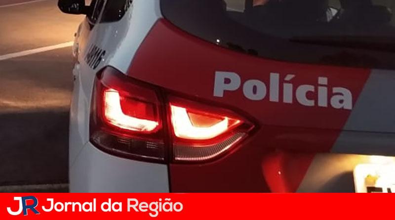 Motociclista é baleado na Marginal do Rio Jundiaí