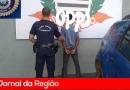Guarda de Cabreúva prende traficante