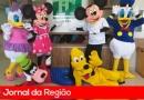 Personagens da Disney no H.U.