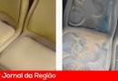 Usuários reclamam de ônibus sujo da Rápido Luxo