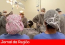 São Vicente conclui coleta de órgãos de aposentado