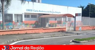 Bandidos atacam mais uma creche da Prefeitura