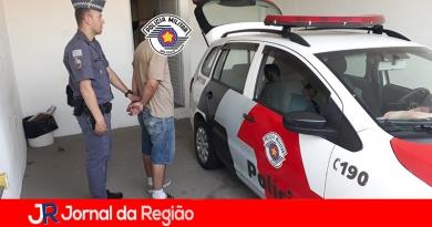 PM prende dois por furto a farmácia em Jundiaí