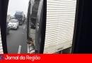 Acidente deixa motoristas parados em rodovia