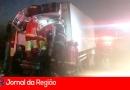 Caminhoneiro morre em acidente na Anhanguera