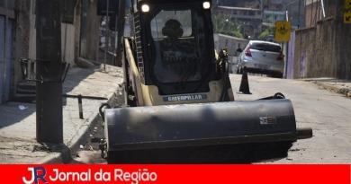 Ruas do São Camilo começam a ser recapeadas