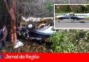 Avião de empresa de Jundiaí cai em Manaus