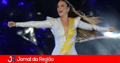 Ivete Sangalo faz público vibrar no Rock in Rio