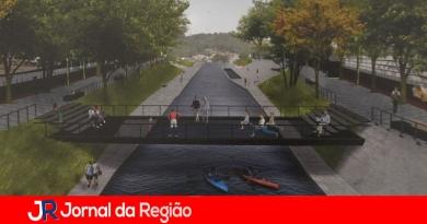 Rio Jundiaí pode ter canoas, convivência e ciclovia em suas margens
