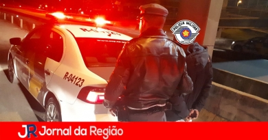 Polícia Rodoviária prende assaltante na Anhanguera