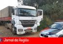 PM recupera carreta roubada em rodovia