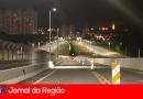 Novo viaduto está aberto sentido bairro