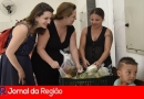 Consultora da ONU visita Banco de Alimentos de Jundiaí