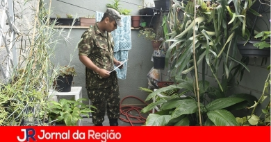 'Xô Dengue' vistoria 3 mil imóveis em Jundiaí