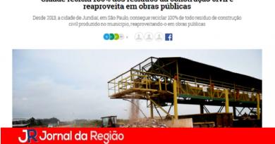 Reciclagem de Jundiaí é destaque no Paraná