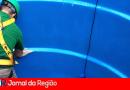 Reservatório do FazGran passa por limpeza na quinta (17)