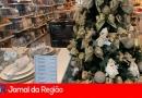 Lojas já vendem produtos para o Natal