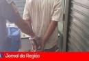 PM prende ladrão na Ponte São João