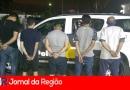TOR prende quadrilha com R$ 32 mil na Bandeirantes