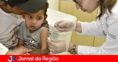 Jundiaí terá Campanha de Vacinação contra o Sarampo