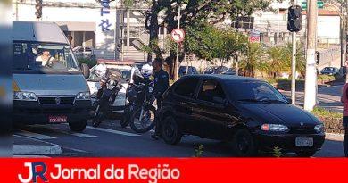 Atropelamento na Antônio Segre