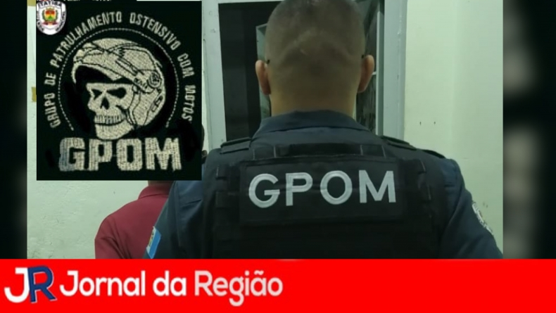 Guarda de Itatiba captura Procurado - JORNAL DA REGIÃO - JUNDIAÍ