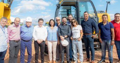 Nova Estação de Tratamento de Esgoto vai beneficiar 35 mil em Cabreúva