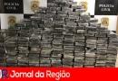 Polícia Civil apreende 230 Kg de cocaína