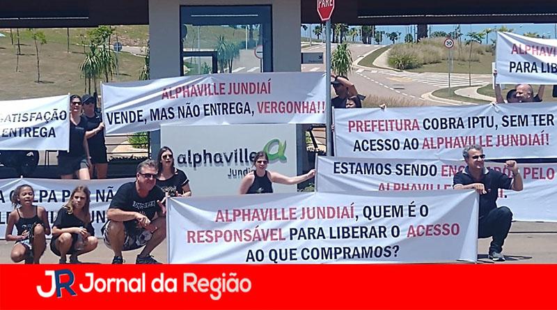 Compradores do Alphaville pedem dinheiro de volta