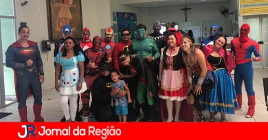 Jundiaí tem concurso de Cosplay no Parque da Uva