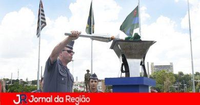Dia da Bandeira é celebrado em Jundiaí