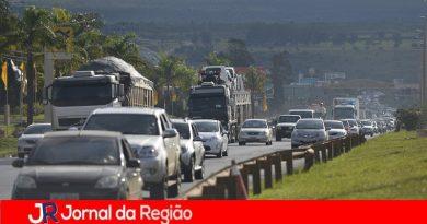 Feriado deve levar 1,7 milhão de veículos às estradas