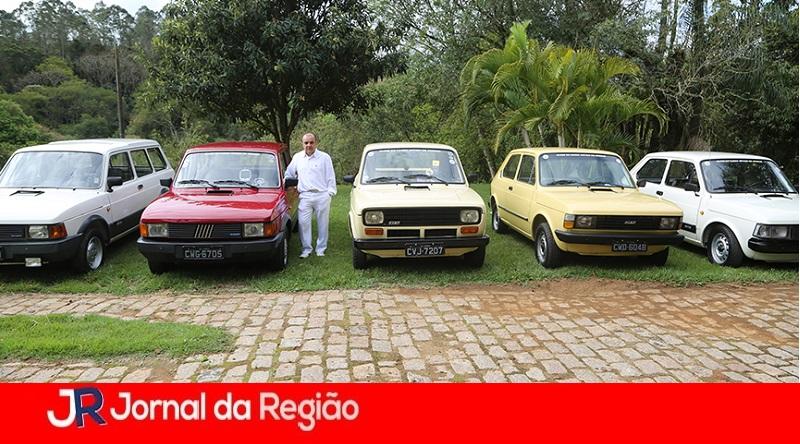Itupeva recebe Encontro Nacional de Fiat 147 - JORNAL DA REGIÃO - JUNDIAÍ