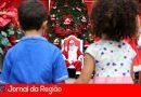 Centro de Jundiaí ganha cenário 'Encantos de Natal'