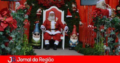 Cenário de Natal será inaugurado nesta sexta (22)