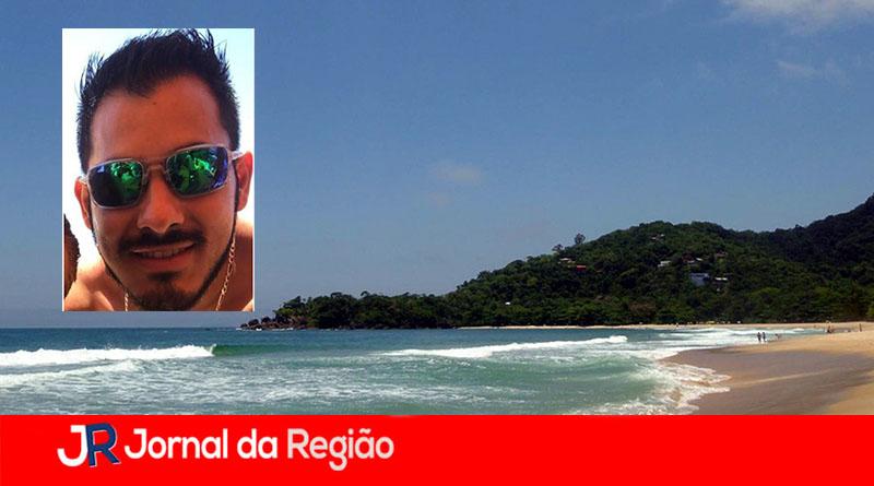 Jogador de Itatiba desaparece nas águas em Ubatuba - JORNAL DA REGIÃO - JUNDIAÍ