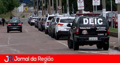 DEIC investiga roubos de carros em Jundiaí