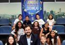 """Luiz Fernando apresenta o """"Mundo das Crianças"""