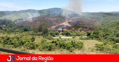 Defesa Civil de Cabreúva apaga fogo após 28 horas