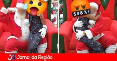 Papai Noel é denunciado por assédio em MG