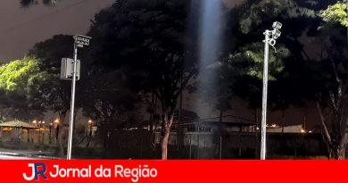 Radares começam a ser instalados em Jundiaí