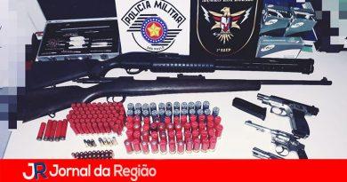 BAEP prende acusado de fornecer armas em pastelaria