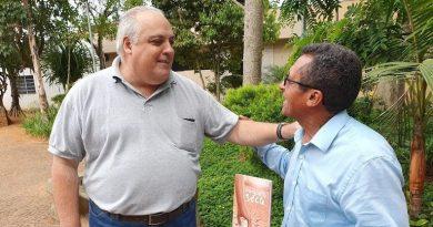 Jornalista eterniza trajetória Brejeirinho em livro