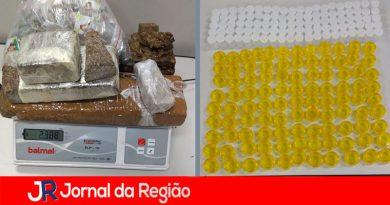 Força Tática fecha fábrica de drogas em Várzea