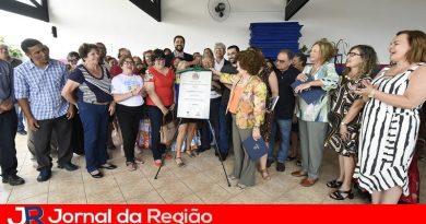 Prefeitura entrega a revitalização do Centro de Convivência do Idoso