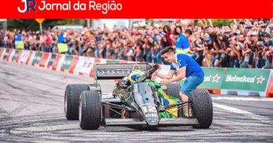Jundiaiense participa de Tributo ao Senna