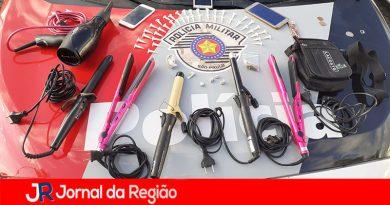 PM usa munição química contra grupo que defendia ladrões
