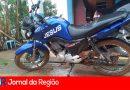Bandidos armados roubam moto em Campo Limpo