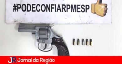 PM de Várzea prende ladrão antes de cometer roubos