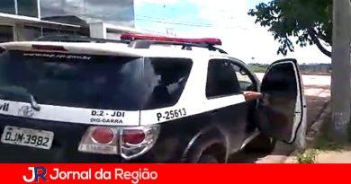 Jundiaiense preso acusado de roubos na região de Campinas